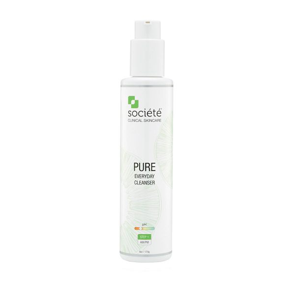 Pure Everyday Cleanser Societe
