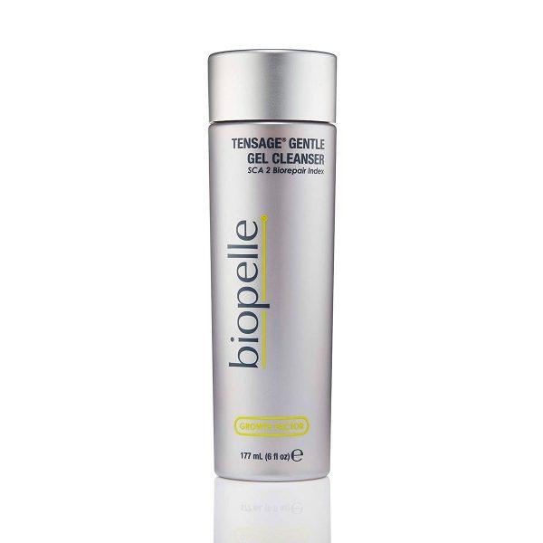 biopelle tensage gentle gel cleanser