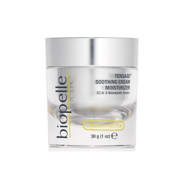 biopelle tensage soothing cream moisturiser