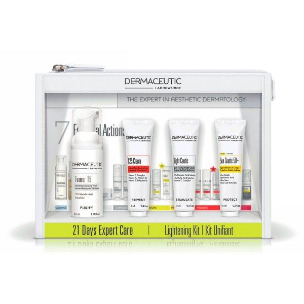 dermaceutic 21 day lightening kit