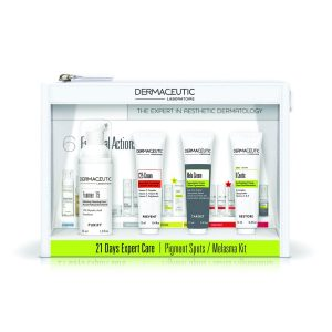 dermaceutic expert care pigment spot melasma kit