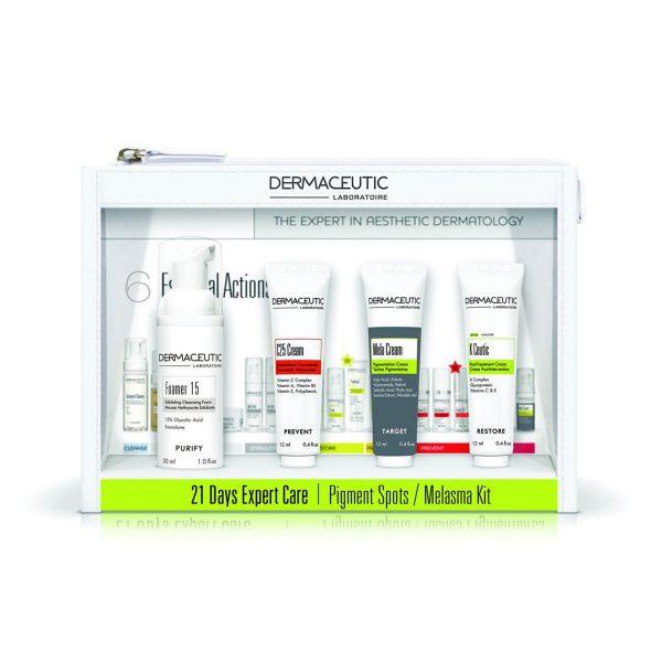 dermaceutic expert care pigment spot melasma kit