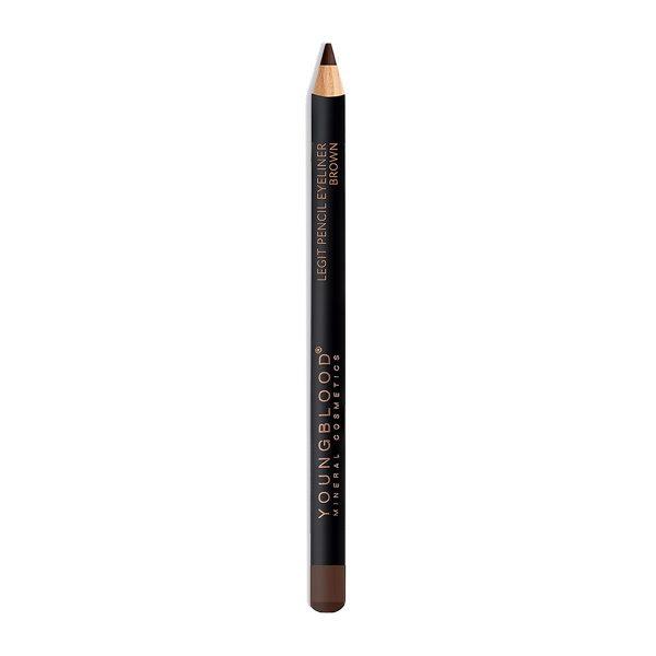 legit pencil eyeliner youngblood brown
