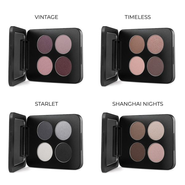 pressed mineral eyeshadow quad youngblood 2