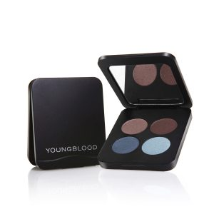 pressed mineral eyeshadow quad youngblood