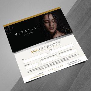 vitality 400 gift vouchers