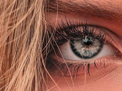 Eyelashes Eyes and Brows