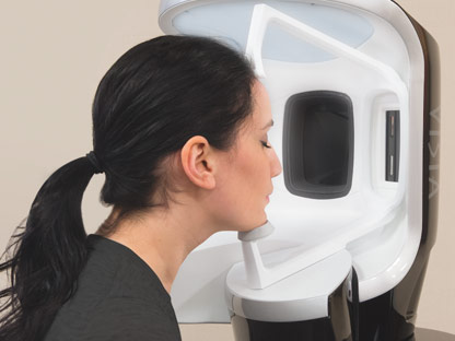 VISIA skin consultation