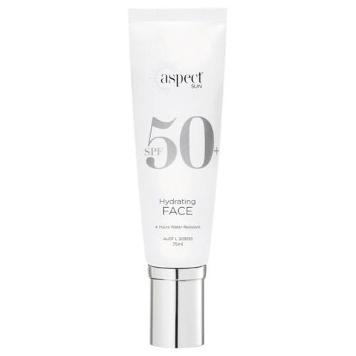 aspect sun hydrating face spf 50 75ml by aspect a19