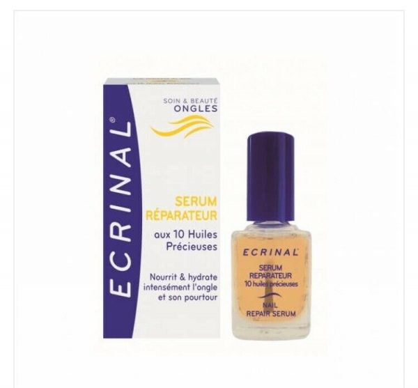 ecrinal nail repair serum