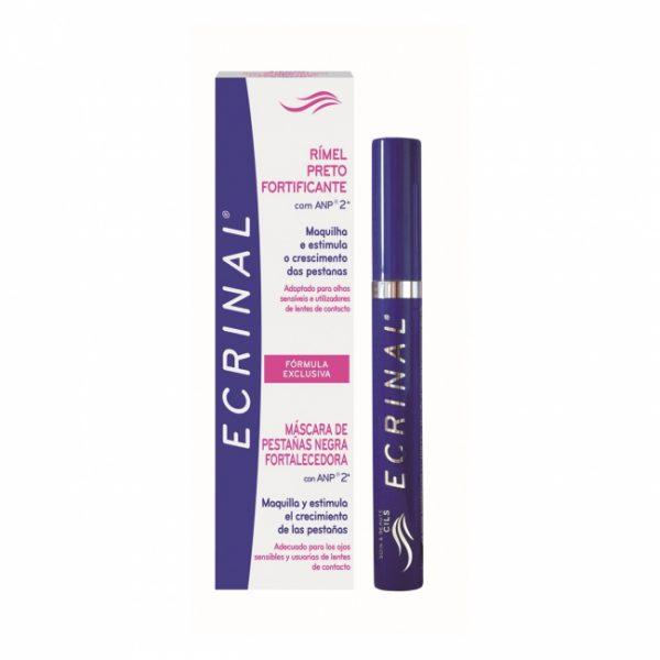 ecrinal strenghting black mascara 7ml