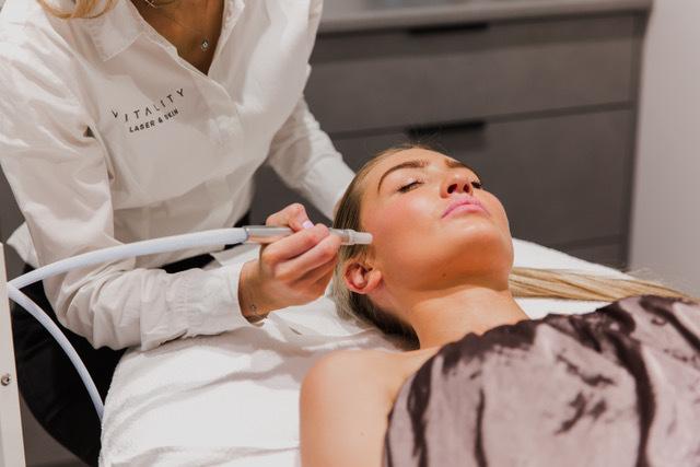 mMedical Microdermabrasion Vitality skin Geelong
