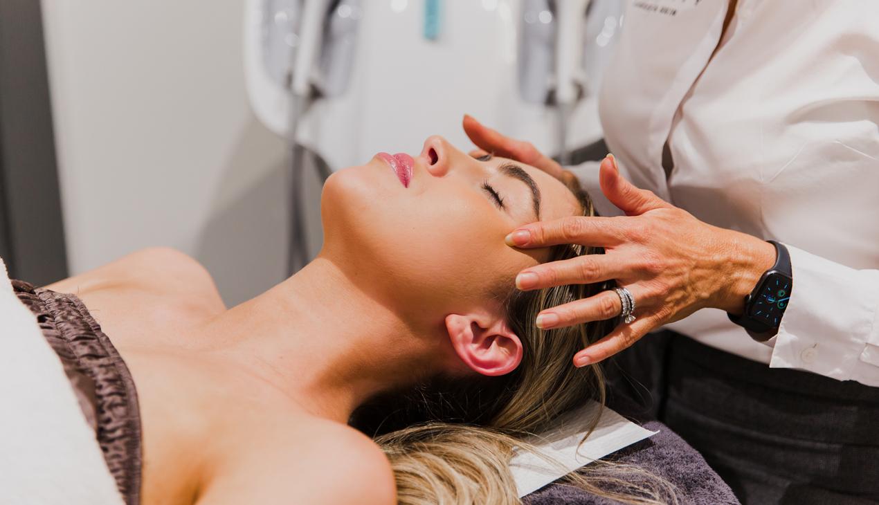 vitality laser skin beauty services massage