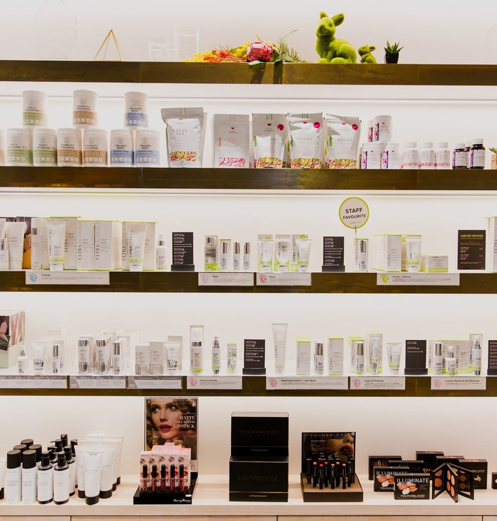 vitality your one stop beauty shop