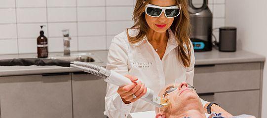 Laser Genesis Vitality Skin