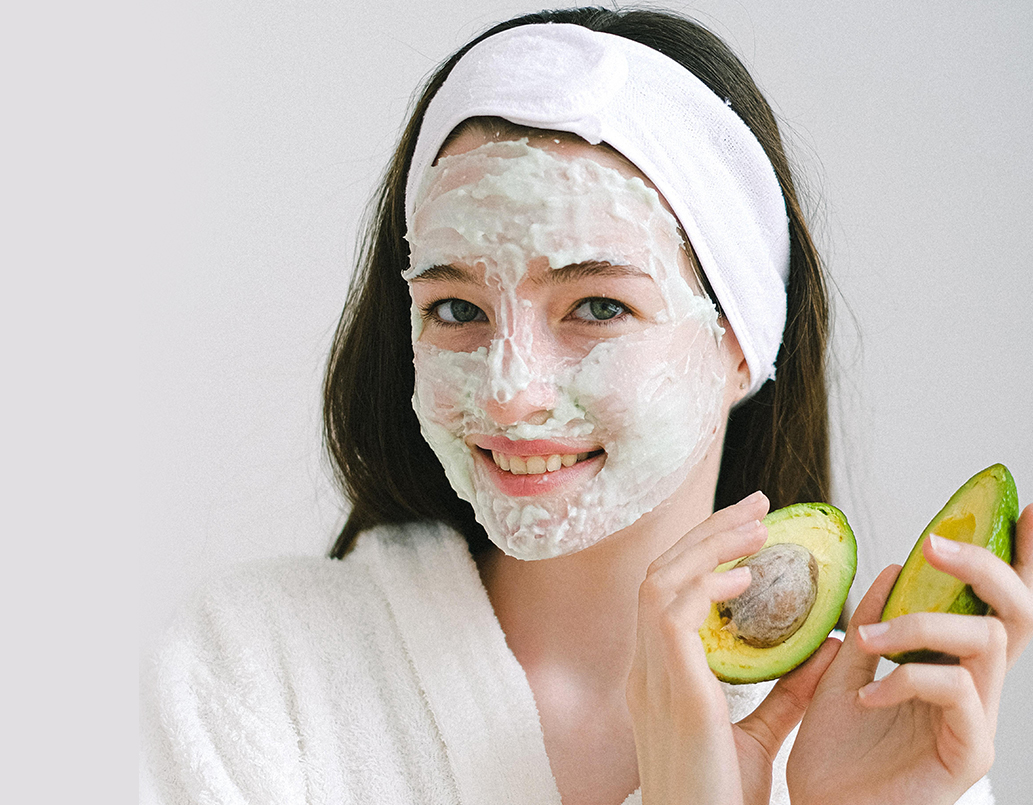 beauty services organic customised facial