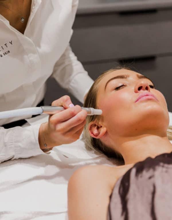skin rejuvenation microderma