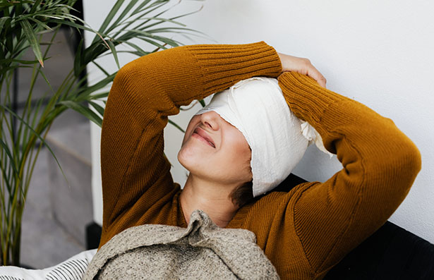 vitality skin concern injury